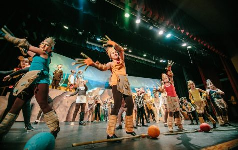 "Brookville Theater Presents ""The Lion King Kids"""