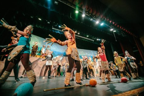 "Brookville Theater Performs ""The Wizard of Oz"""
