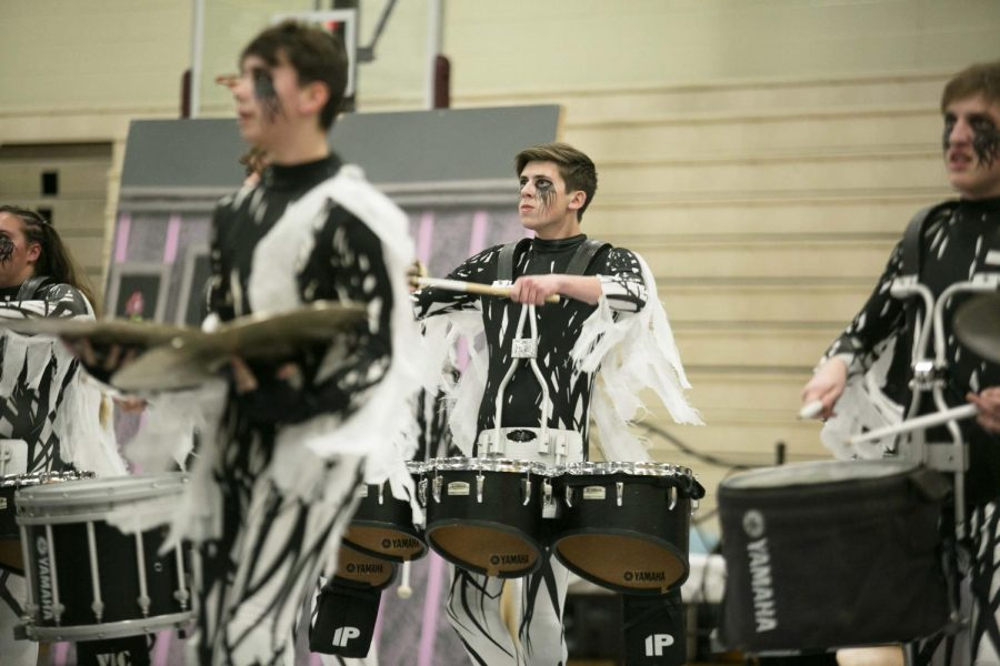 Indoor Percussion Ends Its Season On A High Note