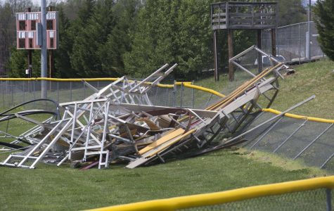 Press Release >> Update on Storm Damage at Brookville High School