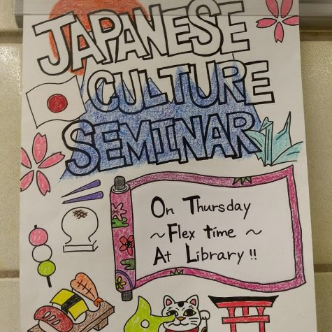Exchange Student Introduces Japanese Culture Seminar