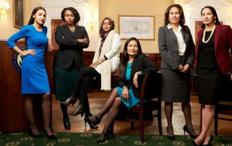 Record Breaking Year for Women in Congress