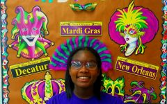 French Classes Celebrate Mardi Gras