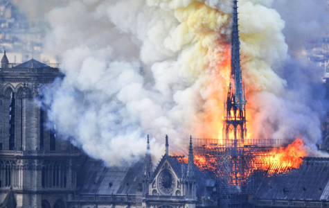 Notre-Dame Set Ablaze During Reconstruction
